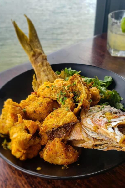 Seafood Restaurants in Tampa Bay